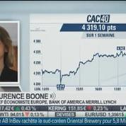 La performance macro-économique de l'Irlande: Laurence Boone, dans Intégrale Bourse –