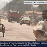 7 jours BFM: Centrafrique, les enfants de la guerre