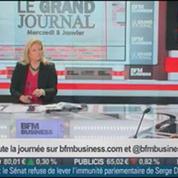 Pascal Boniface, fondateur et directeur de l'Institut de relations internationales et stratégiques (IRIS), dans Le Grand Journal 1/4