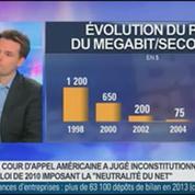 Internet: la neutralité du net jugée par une cour d'appel, Julien Coulon, dans GMB
