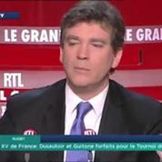 Montebourg : «PSA restera français»
