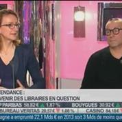 La Tendance du moment: l'avenir des libraires en question, dans Paris est à vous