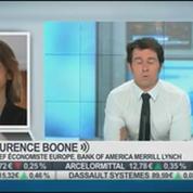 Les éventuels effets de la publication de la Fed: Laurence Boone, dans Intégrale Bourse