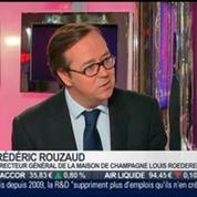 Le Paris de Frédéric Rouzaud, Champagne Louis Roederer, dans Paris est à vous –