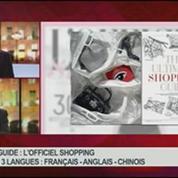 Les nouveautés parisiennes de la semaine, dans Goûts de luxe Paris 1/8