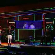 Les Daft Punk en live aux Grammy Awards