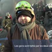 Ukraine : portraits de manifestants