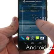 Le Moto X de Motorola: un smartphone qui vous écoute
