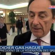 Gailhaguet : Dans cette Équipe de France, il y a de la rivalité