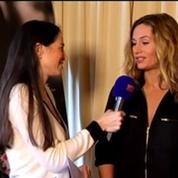 Cécile de France sur Julie Gayet : «Je n'aimerais pas être à sa place en ce moment»