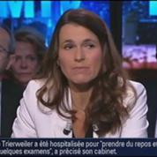 BFM Politique: L'After RMC: Aurélie Filippetti répond aux questions d'Annabel Roger 6/6