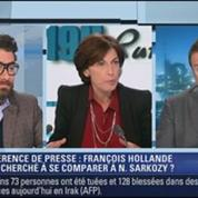 Arnauld Champremier-Trigano et Bastien Millot: le face à face de Ruth Elkrief