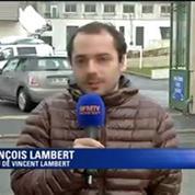 Fin de vie : la colère du neveu de Vincent Lambert