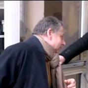 L'arrivée des proches de Schumacher au CHU de Grenoble