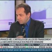 Qu'est-ce qui a été censuré dans le projet de loi de finances ?: Jean-François Filliatre, dans Intégrale Placements