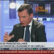Emission spéciale: Analyse des vœux de François Hollande aux acteurs de l'économie et de l'emploi 1/2