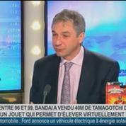Le retour des Tamagotchi en France, Yves Pont, dans GMB