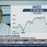 Bilan hebdo: baisse du CAC40, retour de la volatilité, incertitude sur les marchés... Jean-Louis Cussac et Philippe Béchade, dans Intégrale Bourse –