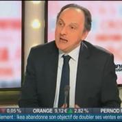Bernard Sananes, président directeur général de l'Institut CSA, dans Le Grand Journal 4/4