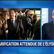 Bernard Debré: Il est temps de mettre de l'ordre dans le ménage de François Hollande