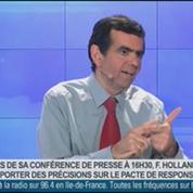 Nicolas Doze: Pacte de responsabilité: Il faut maintenant passer aux actes