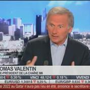 Thomas Valentin, M6, dans L'Invité de BFM Business