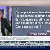 Les réponses de Frédéric Durand-Bazin, dans Intégrale Placements – 1/2