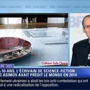 Culture Geek: Science-fiction: Isaac Asimov avait déjà prédit la vie en 2014