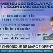 Marc Fiorentino: Zone euro: la capacité de rebond de l'économie fait polémique