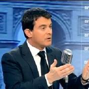 Valls veut expérimenter des routes secondaires à 80km/h