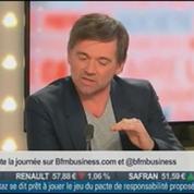 Olivier Mathiot, cofondateur de PriceMinister, dans Le Grand Journal 2/4