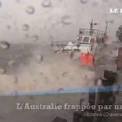 Australie : un cyclone s'apprête à frapper le nord-est du pays