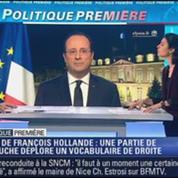 Politique Première: François Hollande est-il encore de gauche ?