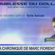 Marc Fiorentino: Le Dollar ne décolle pas et l'euro progresse encore