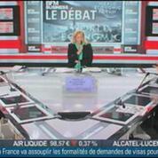 Jean-Claude Trichet et Jacques Attali, dans Le Grand Journal 4/4