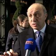 Fabius: «La seule solution au drame syrien est une solution politique»
