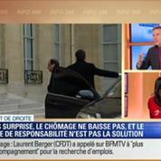 Direct de Droite: Chômage: le pari risqué de François Hollande