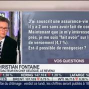 Les réponses de Christian Fontaine aux auditeurs, dans Intégrale Placements –