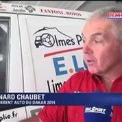 Dakar 2014 / Chaubet, roi de la débrouille