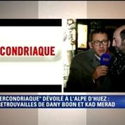 Supercondriaque: Dany Boon et Kad Merad complices à l'Alpe d'Huez