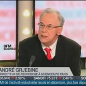 André Grjebine, directeur de recherche à Sciences Po Paris, dans Le Grand Journal – 1/4