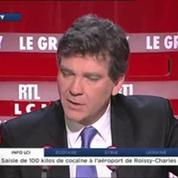 Montebourg préfèrerait que le scooter d'Hollande soit «Made in France»