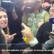 Genève II : des journalistes pro et anti-al-Assad s'écharpent en marge du sommet pour la paix en Syrie