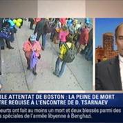 Le Soir BFM: Attentat de Boston: la peine de mort sera requise contre Tsarnaev 2/4