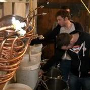 Bière: le boom des micro-brasseries en France