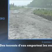 Réunion : des habitants entre prudence et inquiétudes face au cyclone