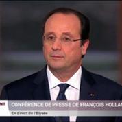 Hollande sur les Roms :