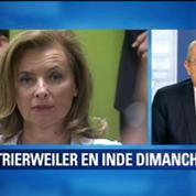 Bernard Debré: Partout les gens rigolent des affaires conjugales de François Hollande
