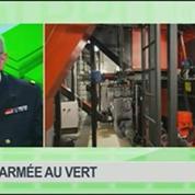 Roc Noir, le premier quartier militaire éco-responsable: Olivier Midière, Jacques Massot et Nicolas Renault, dans Green Business 3/4
