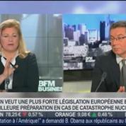 Pierre-Franck Chevet, ASN, dans L'Invité de BFM Business